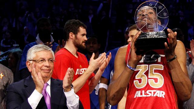 La star, c'était Durant