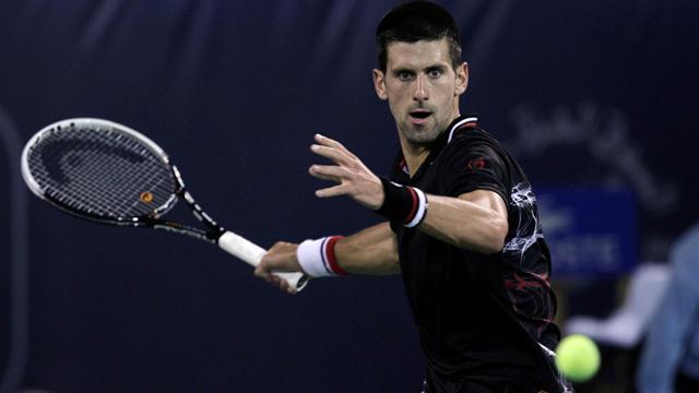 Djokovic pushed hard by Stakhovsky