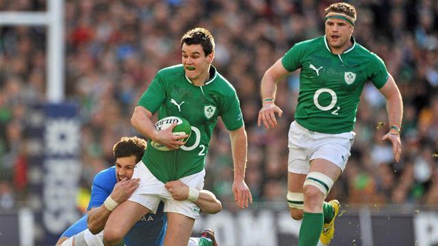 L'Irlande pour l'honneur