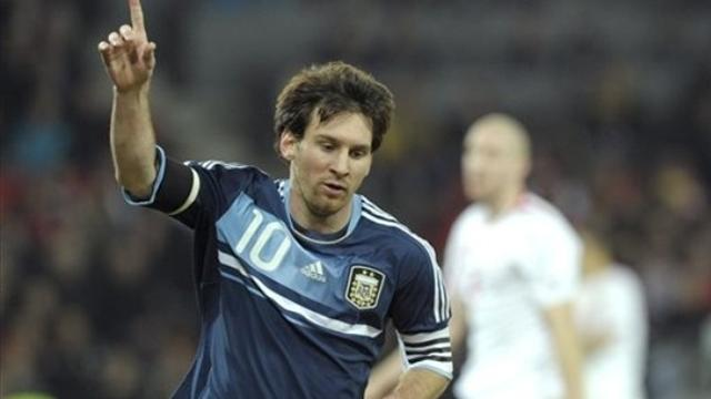Messi, Messi, Messi !