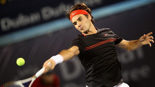 Federer, l'incroyable finish