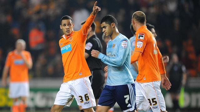 Blackpool 1-1 Hull