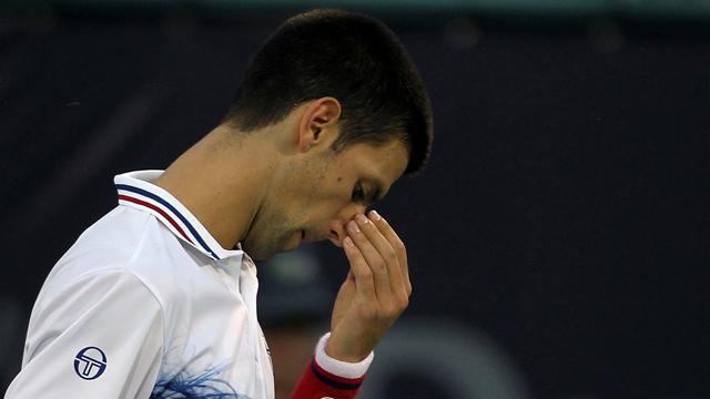 Djokovic dédramatise