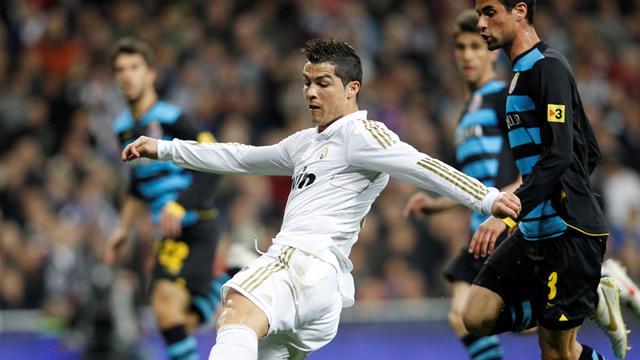 Real Madrid 5-0 Espanyol
