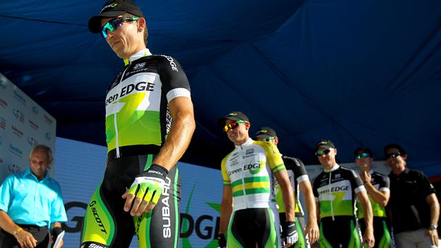 GreenEdge include four debutants for Vuelta