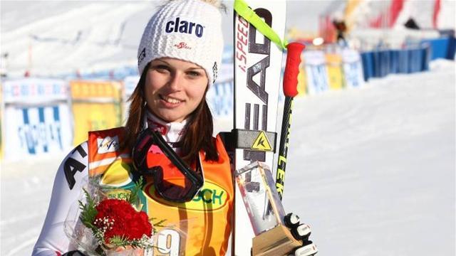 Fenninger wins Semmering giant slalom