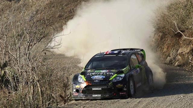 Atkinson replaces Araujo for rest of WRC season