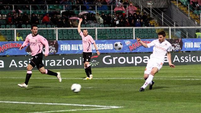 Palermo 0-1 Roma