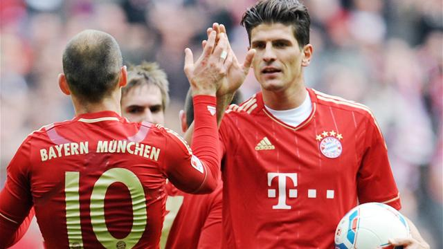 Le Bayern n'a rien à leur envier