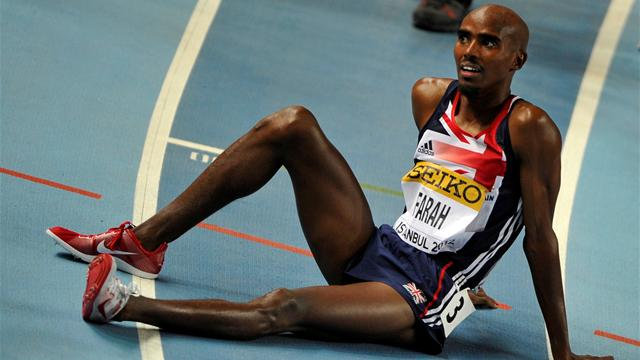 Farah withdraws from 1500m trials