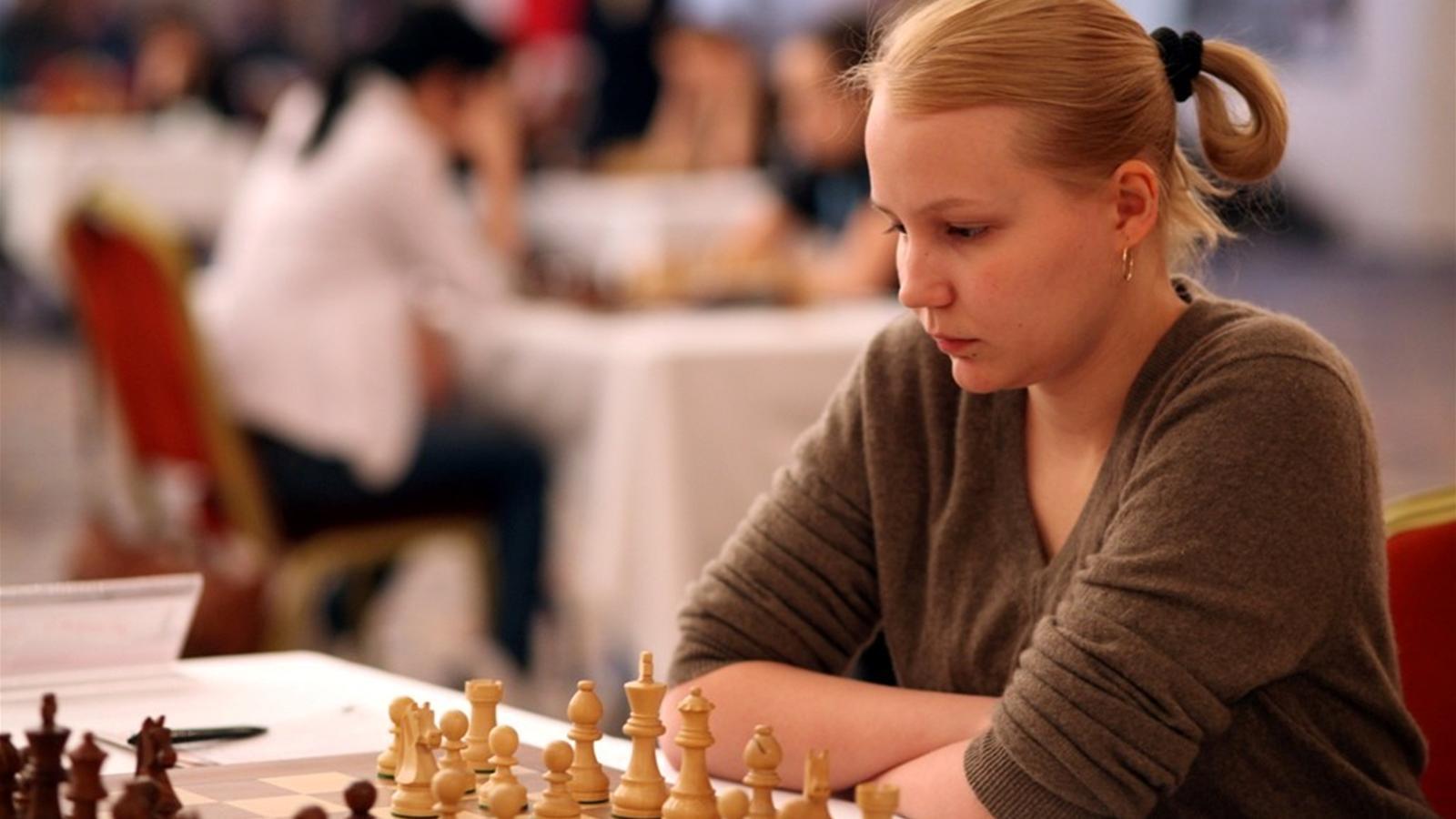 Satrançta kadın sporcu sayısı artıyor' 65