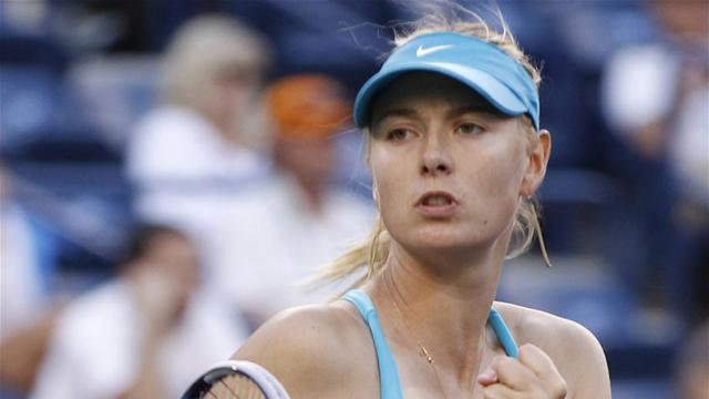 Sharapova rejoint Azarenka