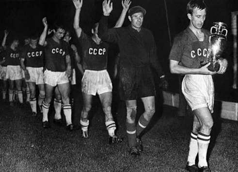 СССР Чемпионат Европы 1960