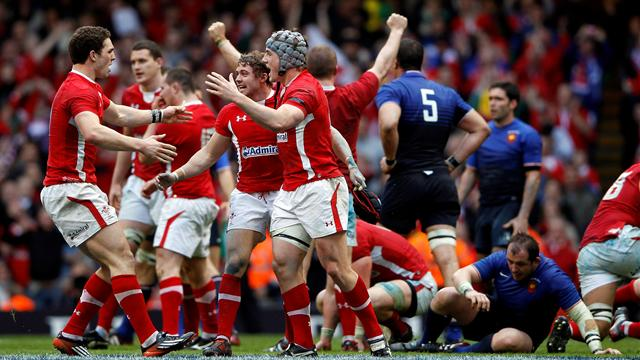 Brilliant Wales win Grand Slam