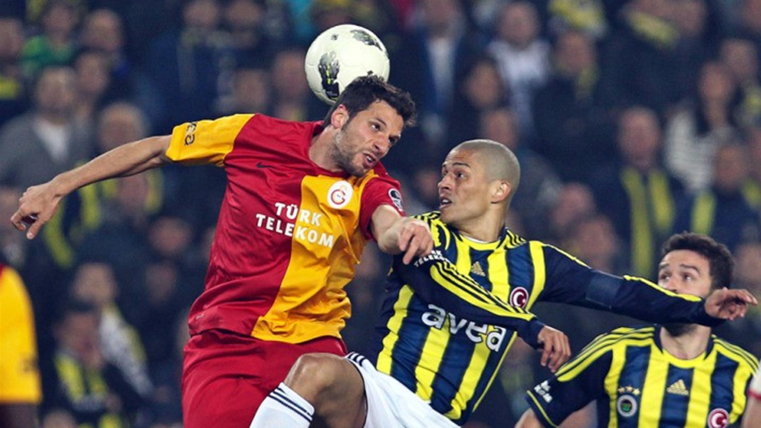 Fenerbahçe'in Kadıköy'de Galatasaray'a Yenilmediği 19 lig maçı 15