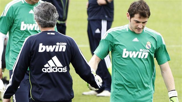 Mourinho s'attaque à Casillas