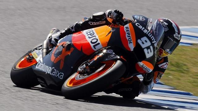 Moto2: Marquez grabs another pole