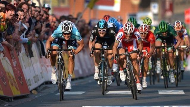 Boonen 1, Cancellara 0