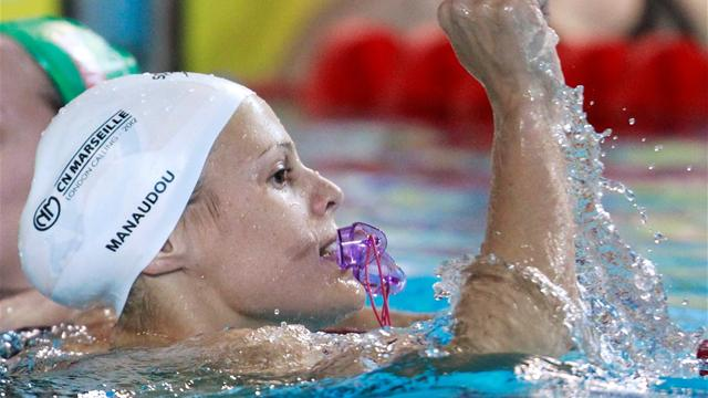 Manaudou and her brother qualify for Olympics