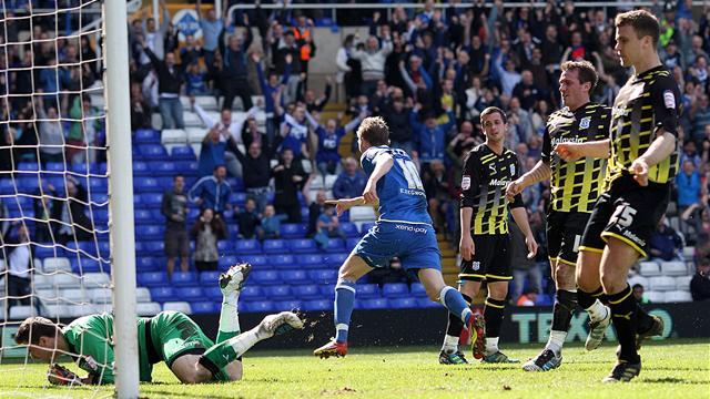 Birmingham 1-1 Cardiff