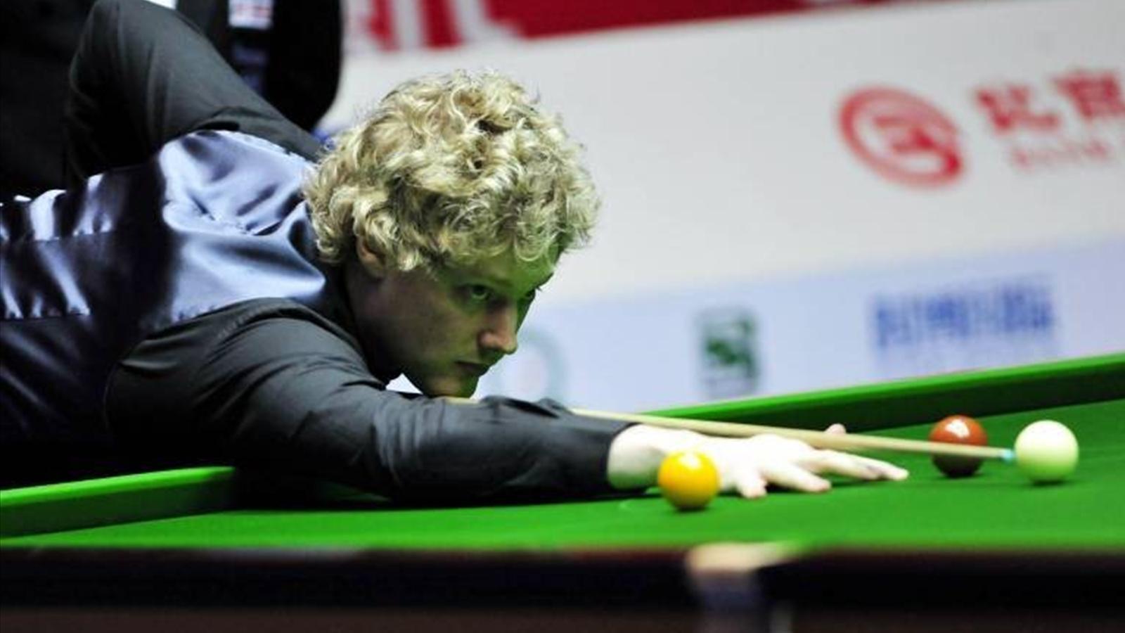 robertson beats cope - snooker - eurosport uk
