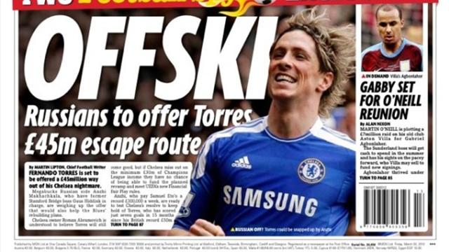 Paper Round: Something in the air for Nando
