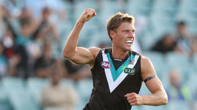 Adelaide beat St Kilda in AFL
