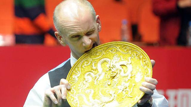 Ebdon edges Maguire in epic final