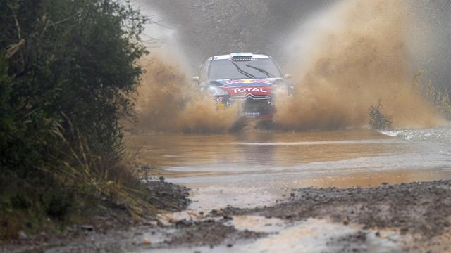 Hirvonen exclu, Citroën fait appel