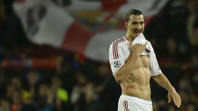 Zlatan attend son contrat