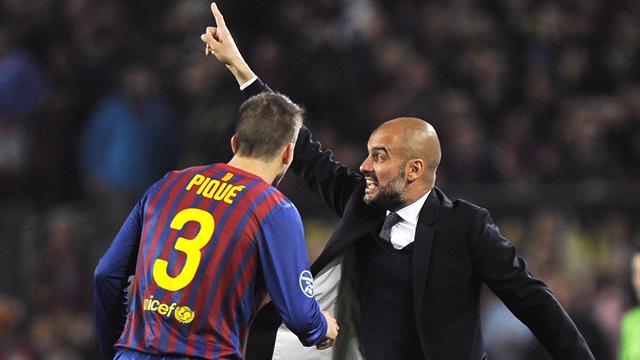 """Piqué : """"Guardiola a changé l'histoire"""""""