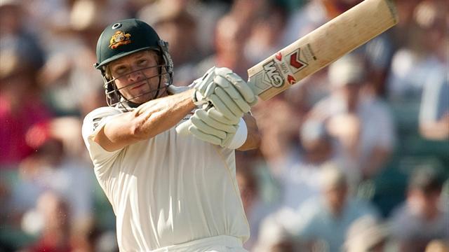 Watson: Australia just warming up