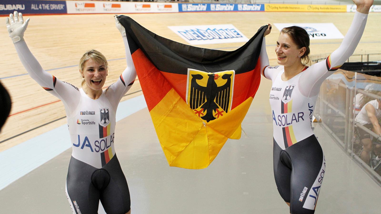 Germany beat Australia - Cycling - Eurosport Australia