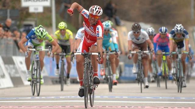 Rodriguez wins Pais Vasco stage four