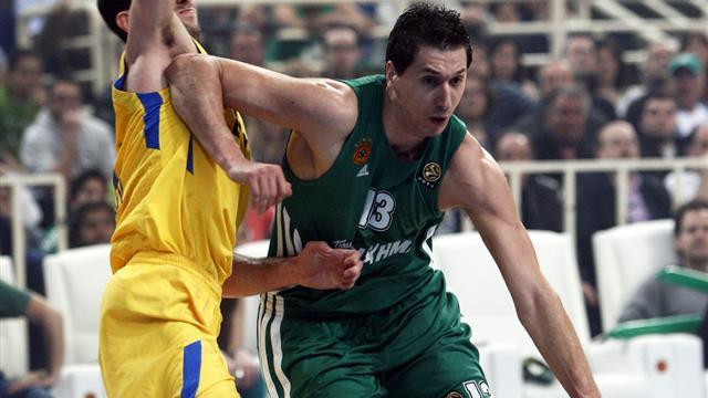 Panathinaikos edge Maccabi to reach Final Four