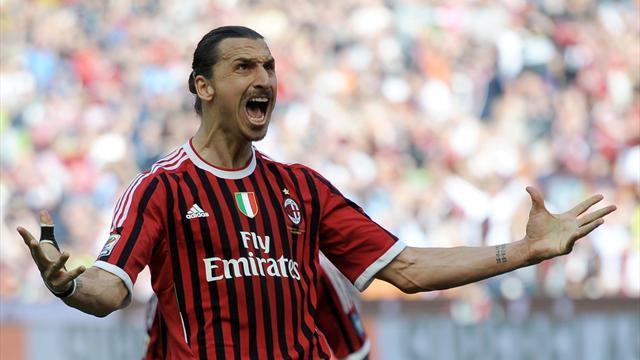 """Ibrahimovic: """"Wenger al Milan? E' più probabile che torni io"""""""