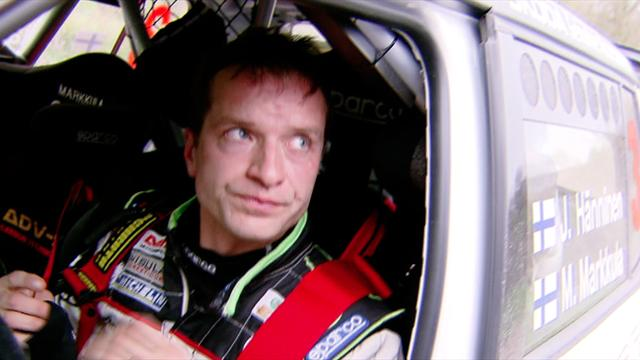 Hanninen back and eager for success