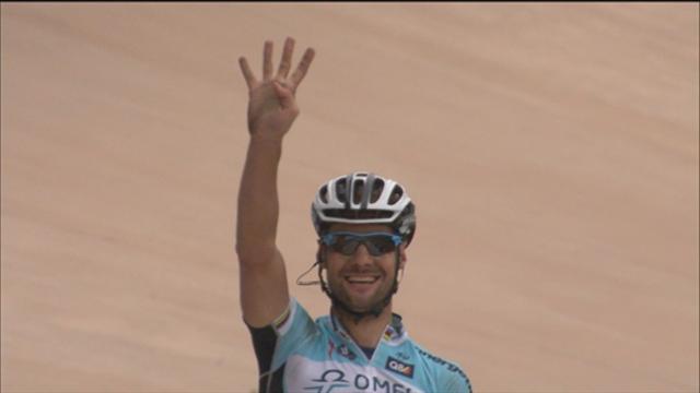 La victoire de Boonen