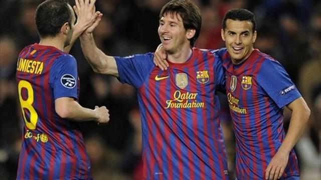 Messi, ça suffit