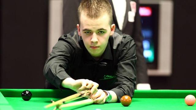 Brecel stays alive in Wuxi qualifying