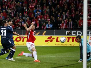 Bundesliga 33. forduló-Labdarúgás
