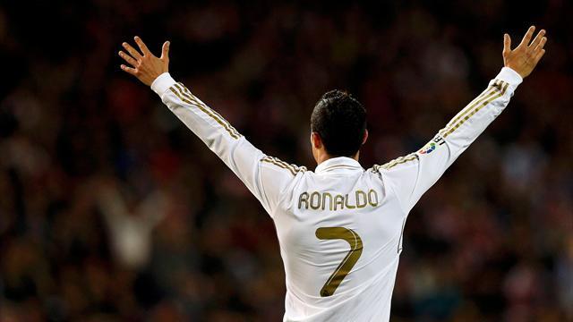 Atletico Madrid 1-4 Real Madrid