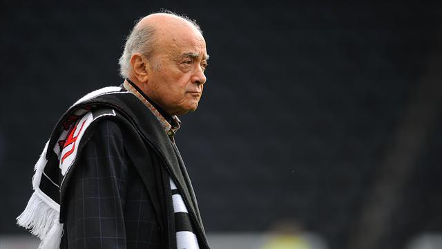 Al Fayed: FA has too much power