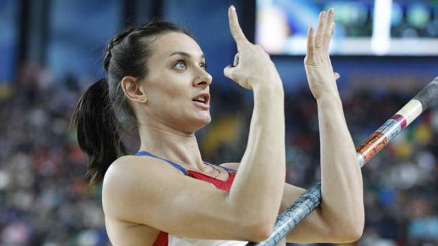 Елена Исинбаева завершила карьеру