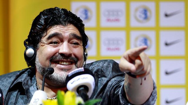Марадона: «Бавария» обыграет «Реал»