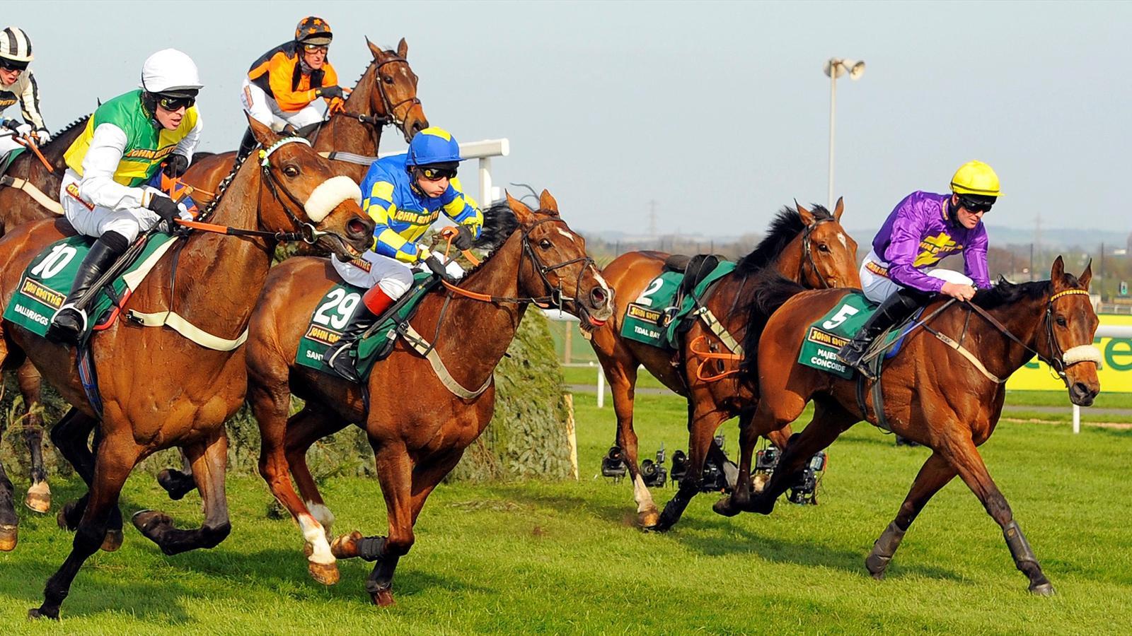 Grand National - Horse Racing - Eurosport Asia