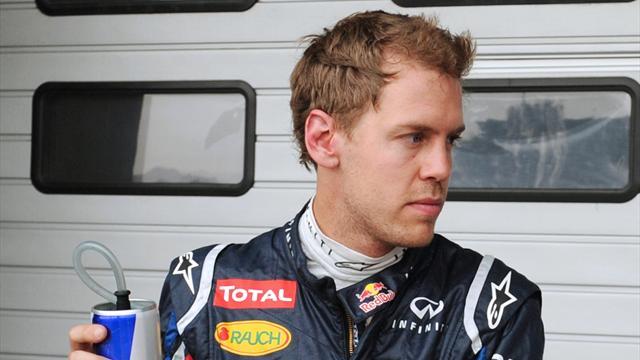 Vettel, déjà ça de pris
