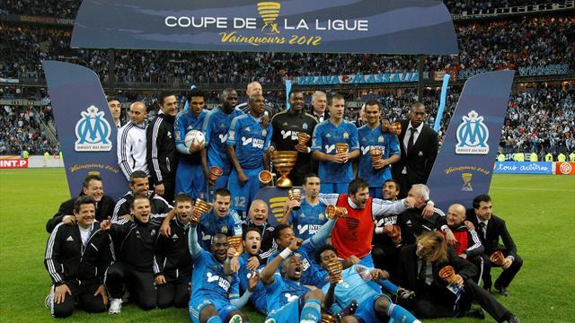 Olympique Marseille 1-0 Olympique Lyon