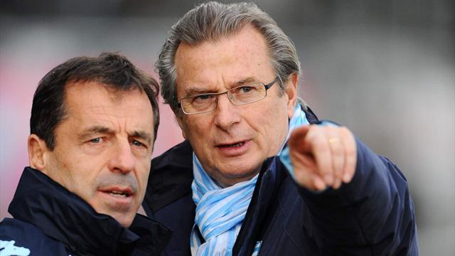 "Lorenzetti: ""Berbizier sera au Racing l'an prochain """