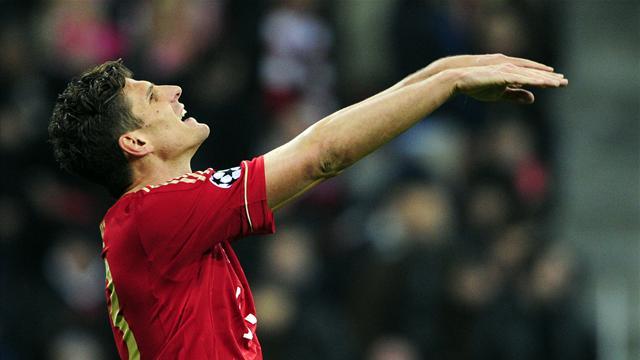 Bayern Munich 2-1 Real Madrid